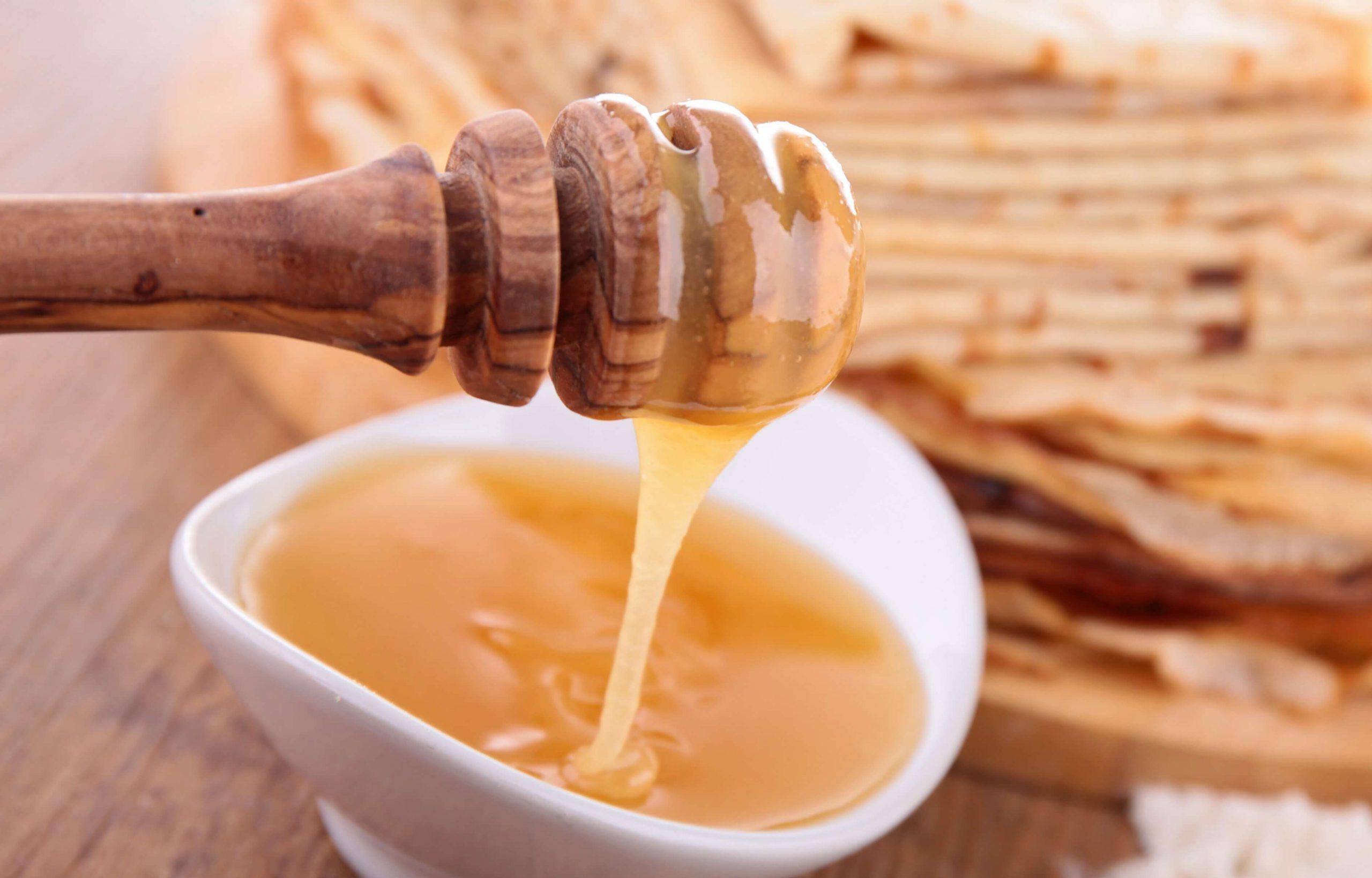 عسل خام و عسل تجاری