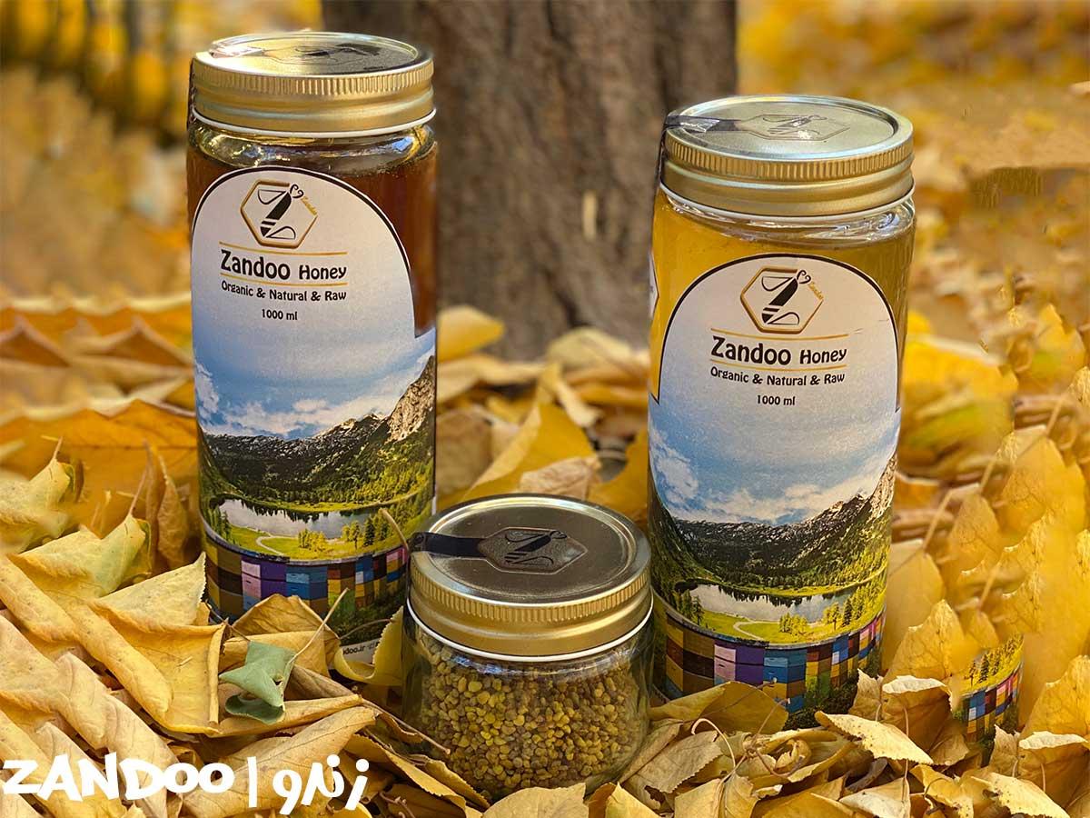 عسل گون اصل و 100% خالص