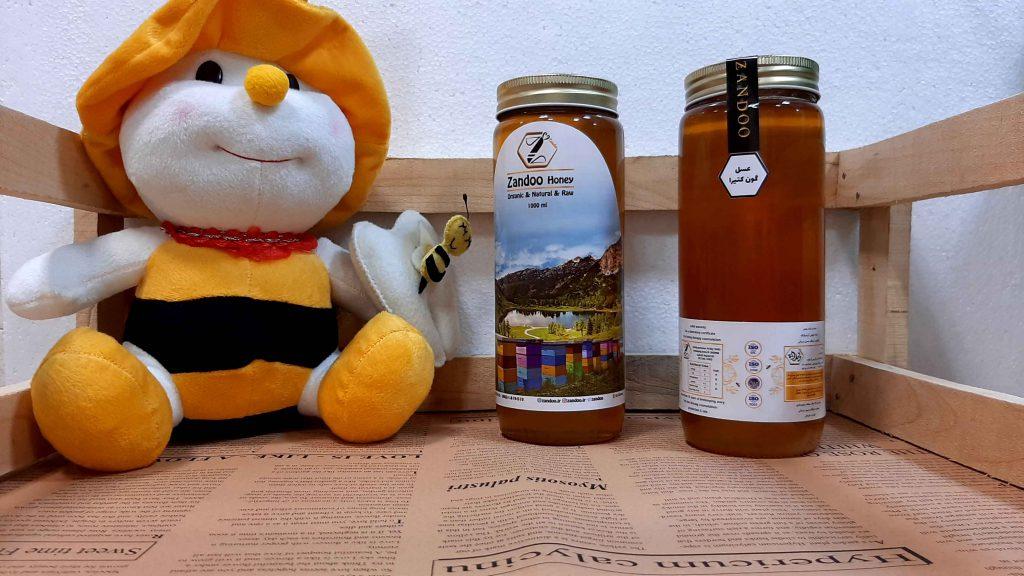 خواص عسل گون زندو