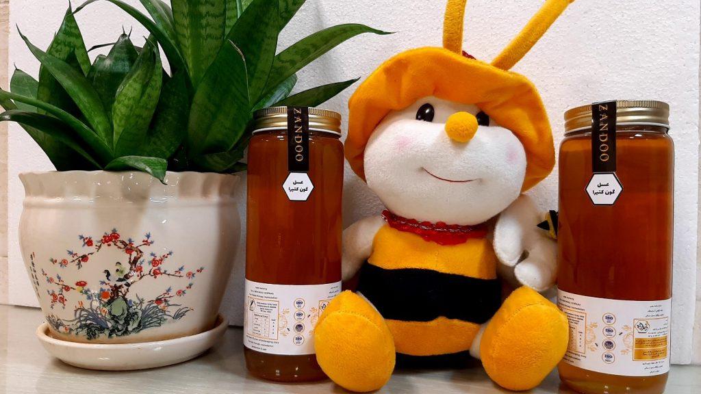 خواص عسل گون گز