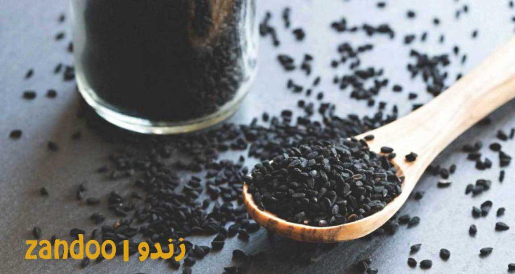 خواص سیاه دانه و عسل برای لاغری